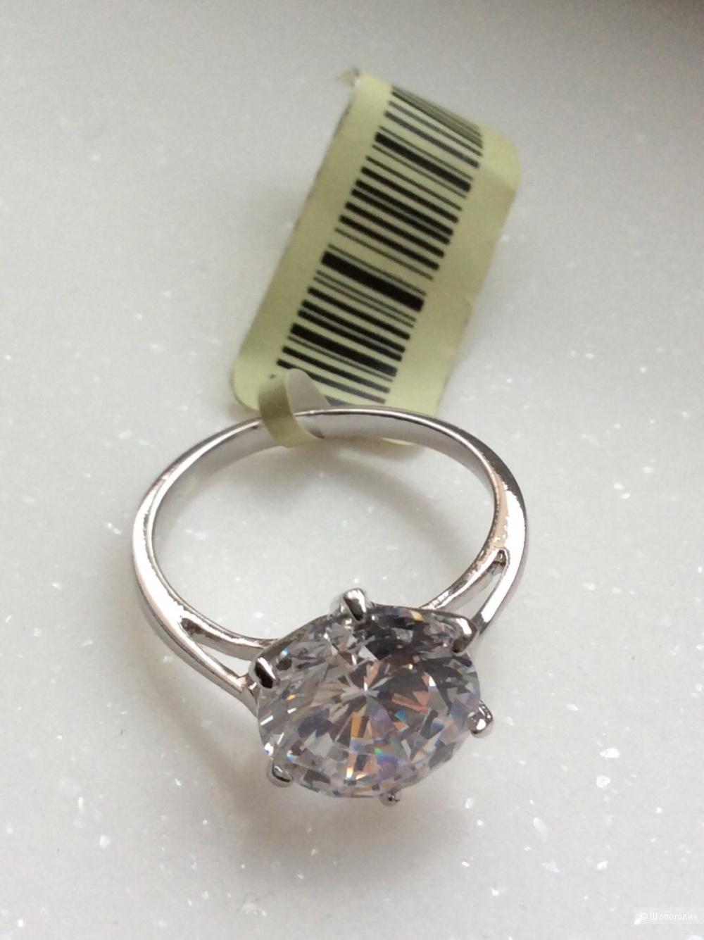 Перстень (кольцо с камнем) no name