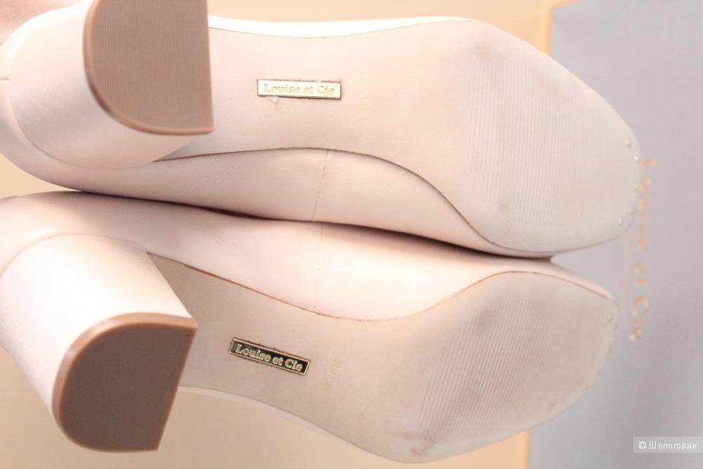 Туфли кожаные Louise et Cie 39.5/9.5