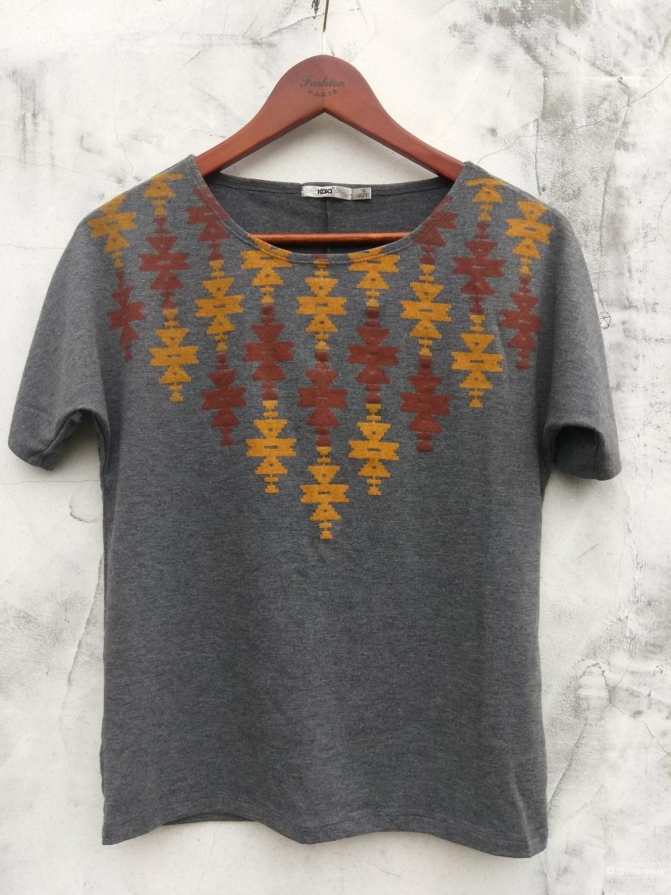 Кофточка футболка Kaia 46-48 размер