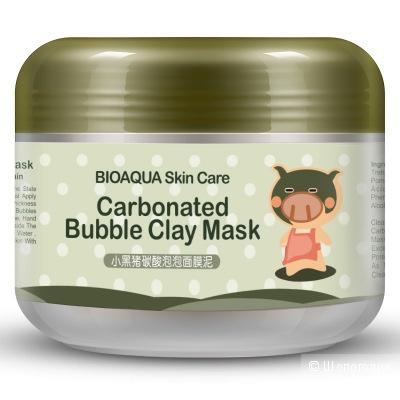Очищающая пузырьковая маска 100 грамм
