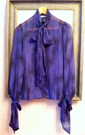 Шифоновая блуза INCITY, размер 40
