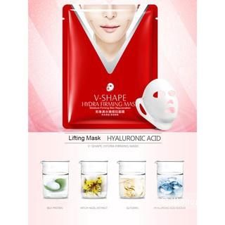 Images V-Shape Hydra Firming Mask маска для упругости и подтяжки овала