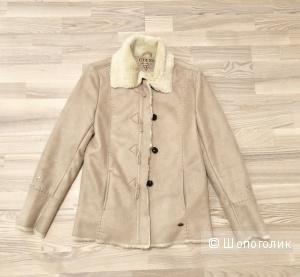 Куртка-дубленка Guess, размер S.