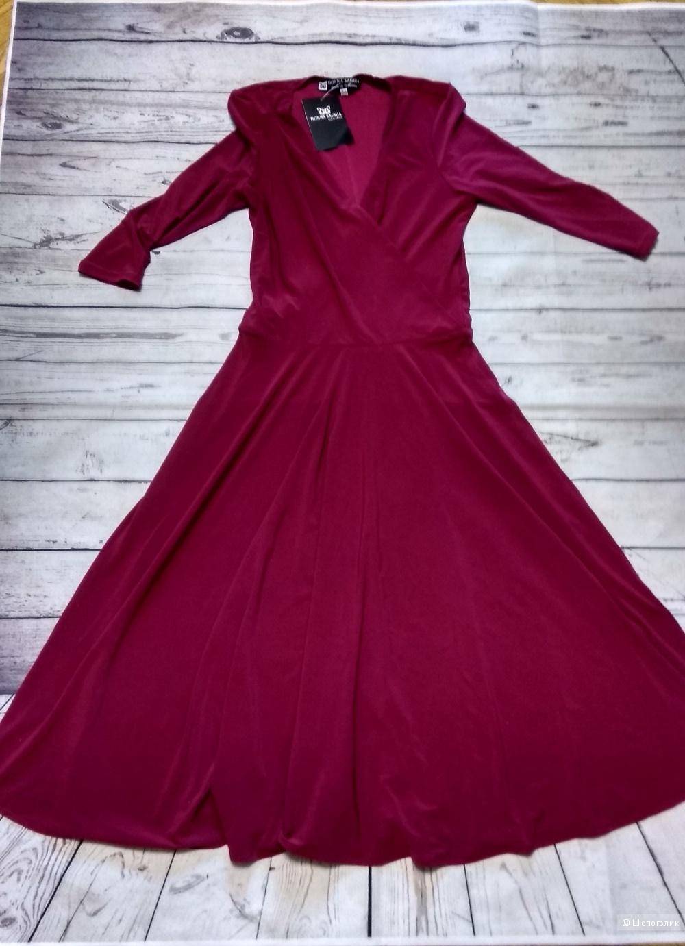 Платье ф.Donna-Saggia р.44