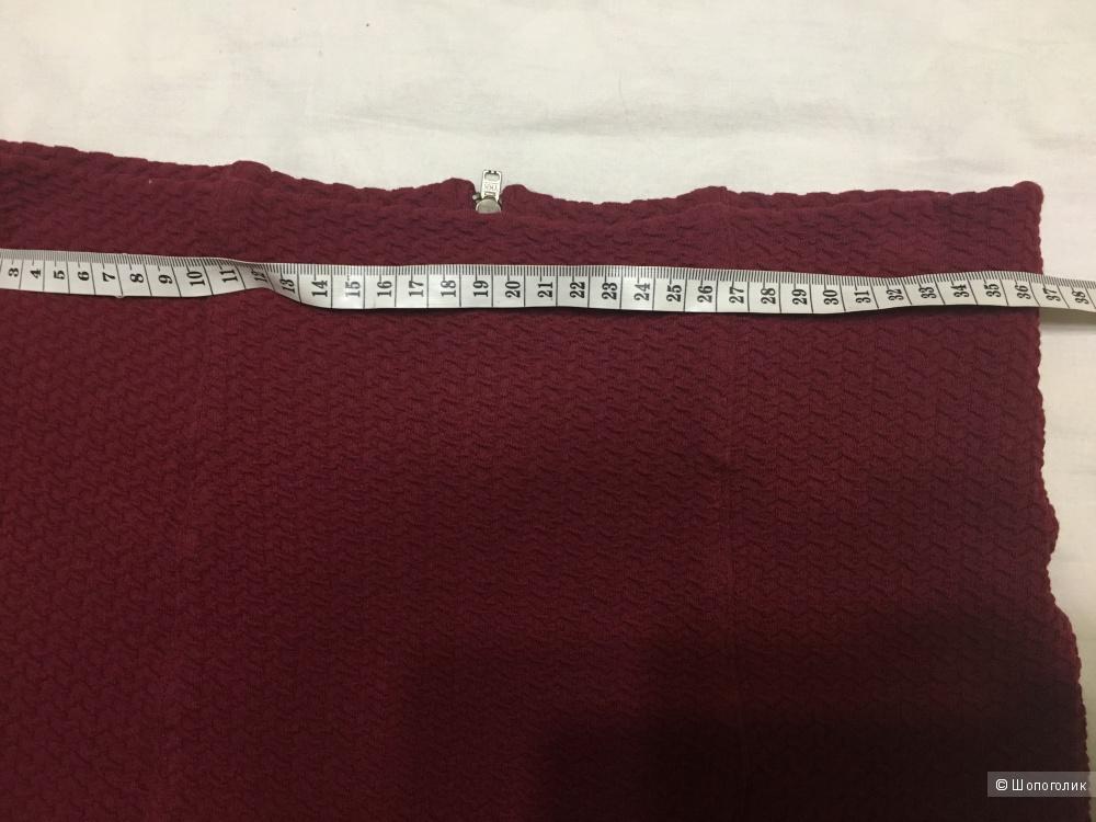 Трикотажная юбка Ganni, размер XL. На рос. 42-46