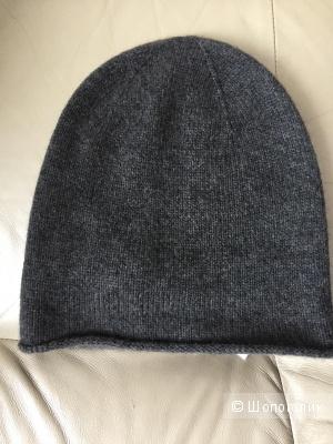 Кашемировая шапочка-beanie унисекс McNeal