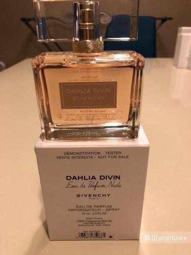 Givenchy Dahlia  Divin Nude edp 75 ml.
