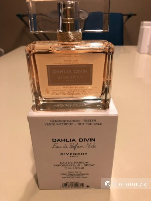 Givenchy Dahlia  Divin Nude edp 75 ml.