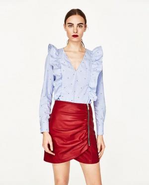 Рубашка Zara, размер XS/S