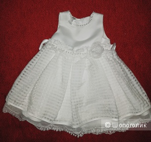 Платье Santa&Barbara размер 86-95