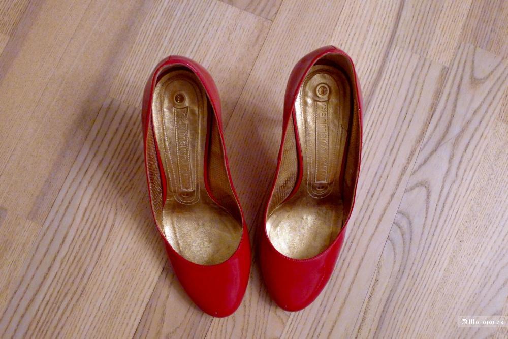 Туфли Gianmarco Lorenzi размер 36