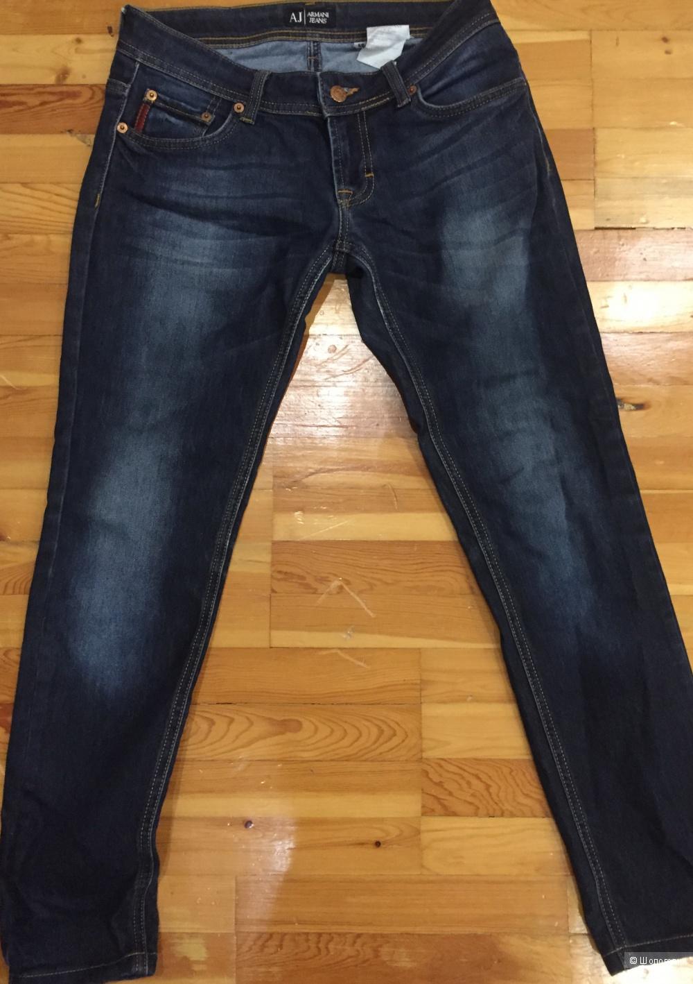 Джинсы Armani Jeans,28 р-р