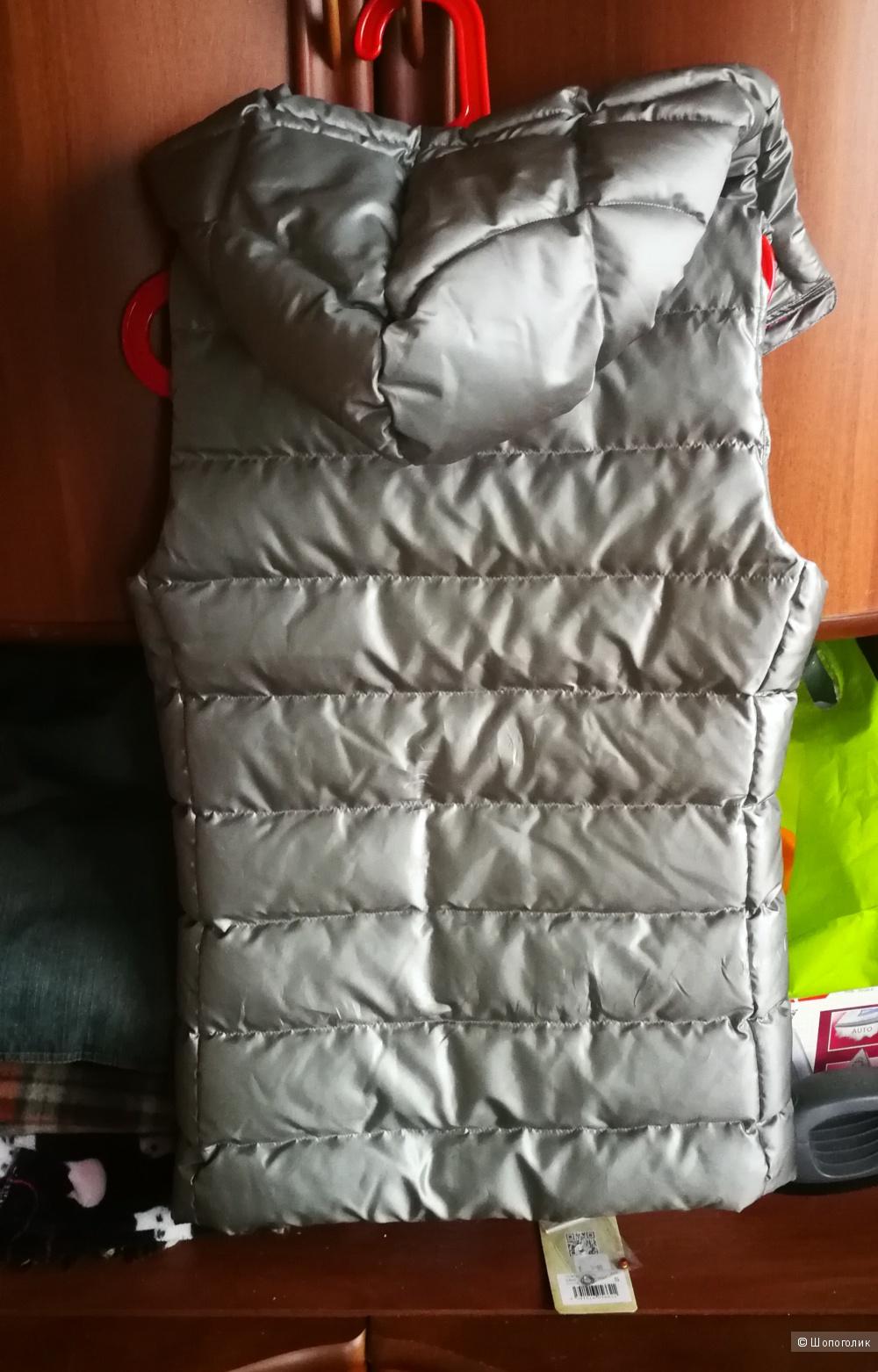 Жилет теплый женский UNCS SILVER SNOW, размер S