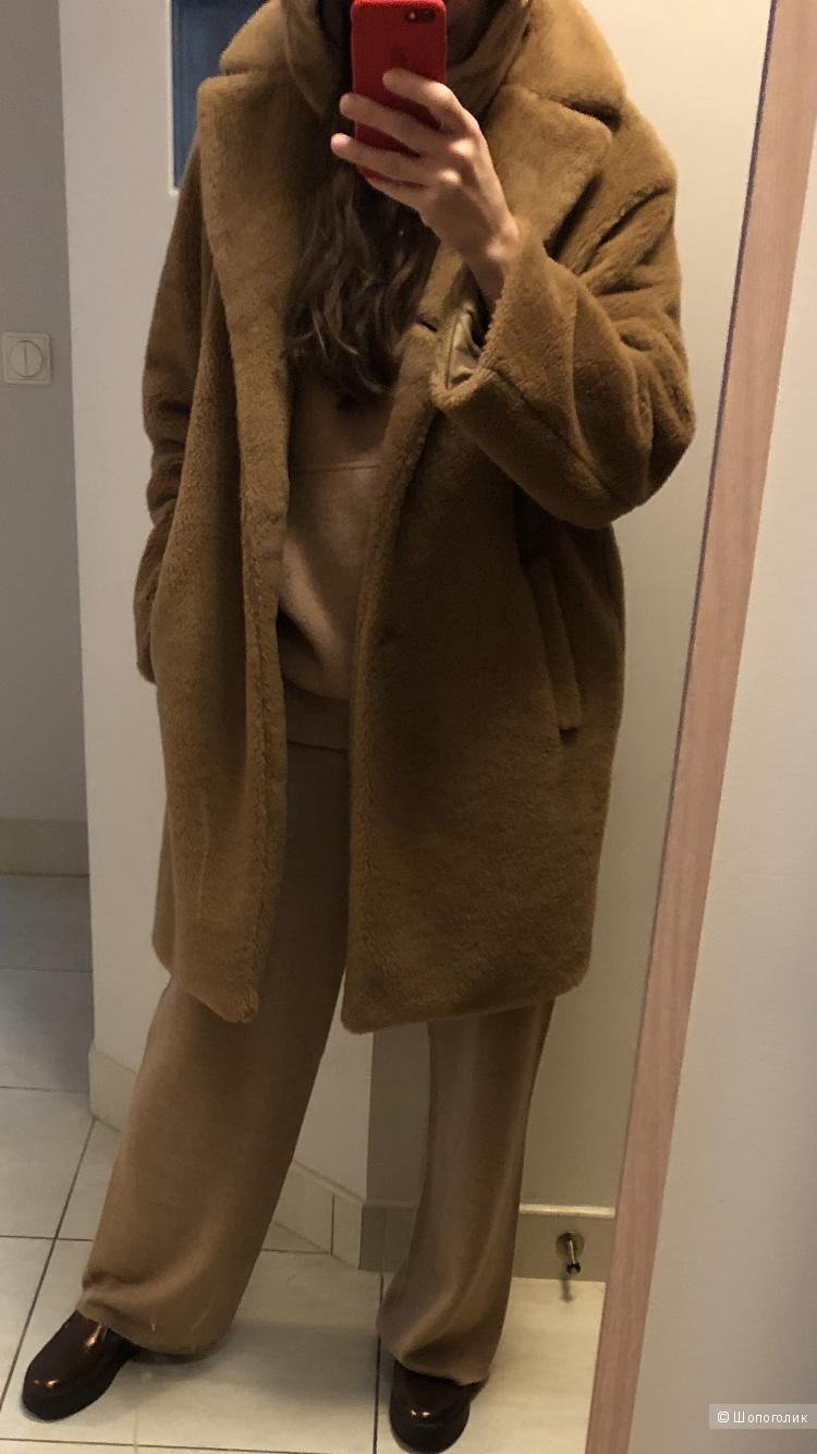 Пальто, Weekend Max Mara teddy bear, 42 it