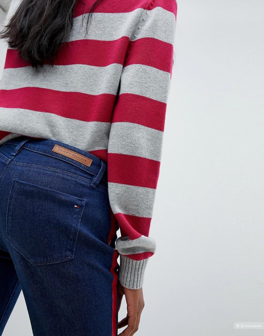 """Джинсы со вставками Tommy Hilfiger, размеры 26"""" x 28"""" и 27"""" x 28"""" (сет)"""