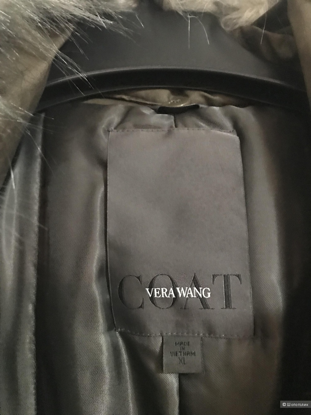 Парка Vera Wang, размер XL