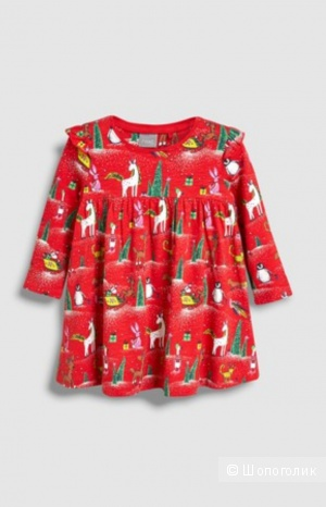 Платье Next, размер 62-68