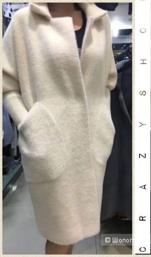 Капдиган-пальто, free size