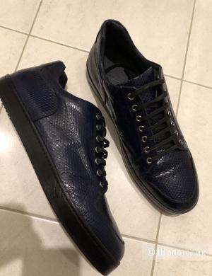 Ботинки кеды Dior 45