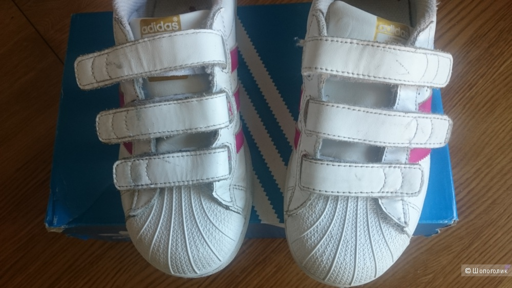 Кроссовки  Adidas Superstar размер 33