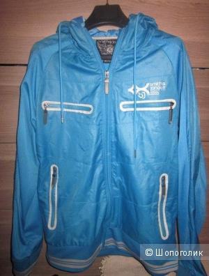 Куртка олимпийка Smith & jones размер 48/50