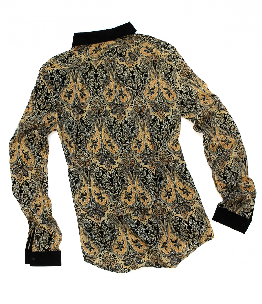 Шифоновая блузка No Name, размер S (38-40)