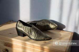 Ботинки лоферы Office размер 39 40