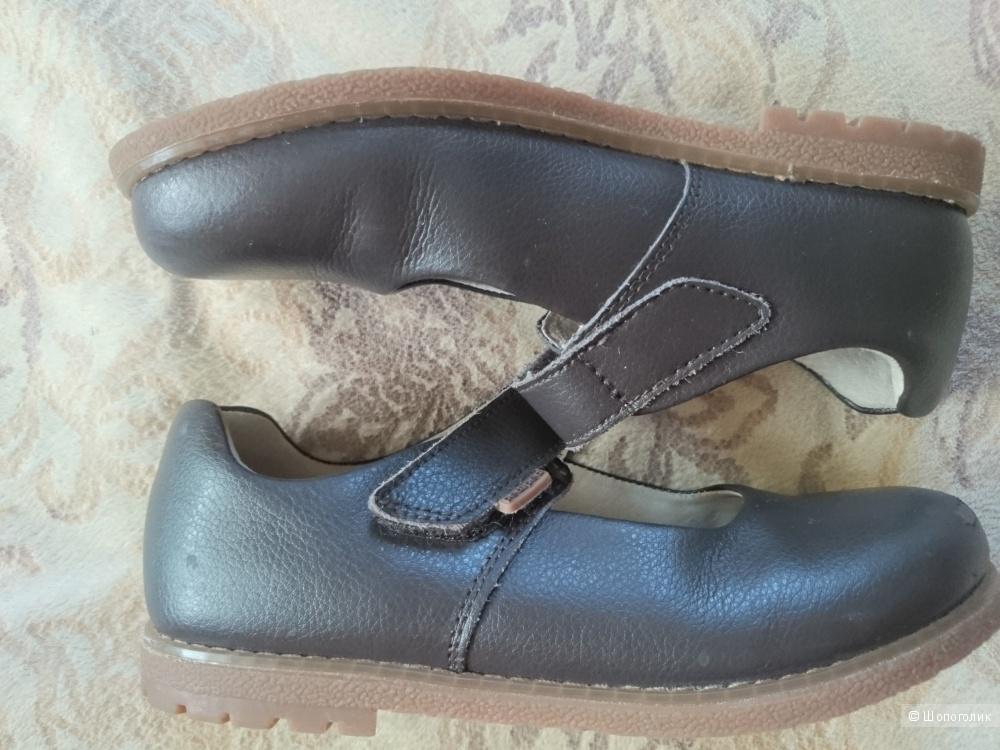 Туфли pediped р.33, кожа