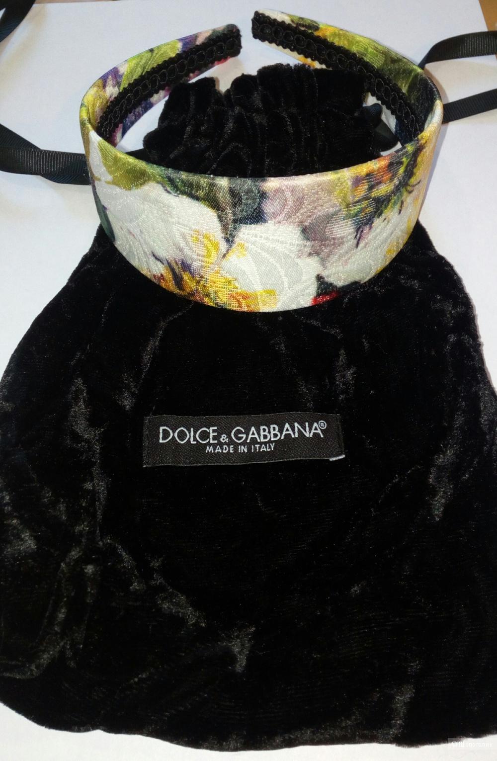 Ободок Dolce&Gabbana