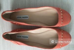 Балетки новые Steve Madden, 39 размер
