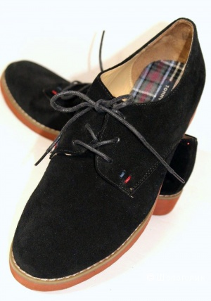 Замшевые ботинки Tommy Hilfiger 39 - 40 размер