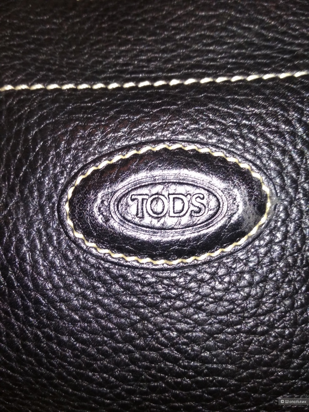 Сумка  легендарной марки TOD'S