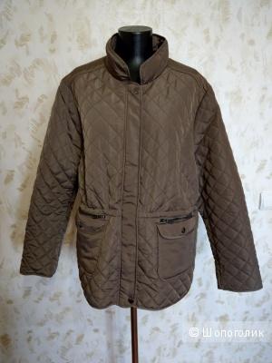 Стеганная куртка OVS р.52