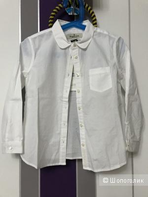 Блузка Massimo Dutti, размер 4 года