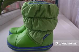 Дутики Crocs, С9,16,5 см