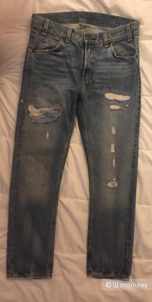 Женские джинсы Levi's® 505. W 29/L 32.