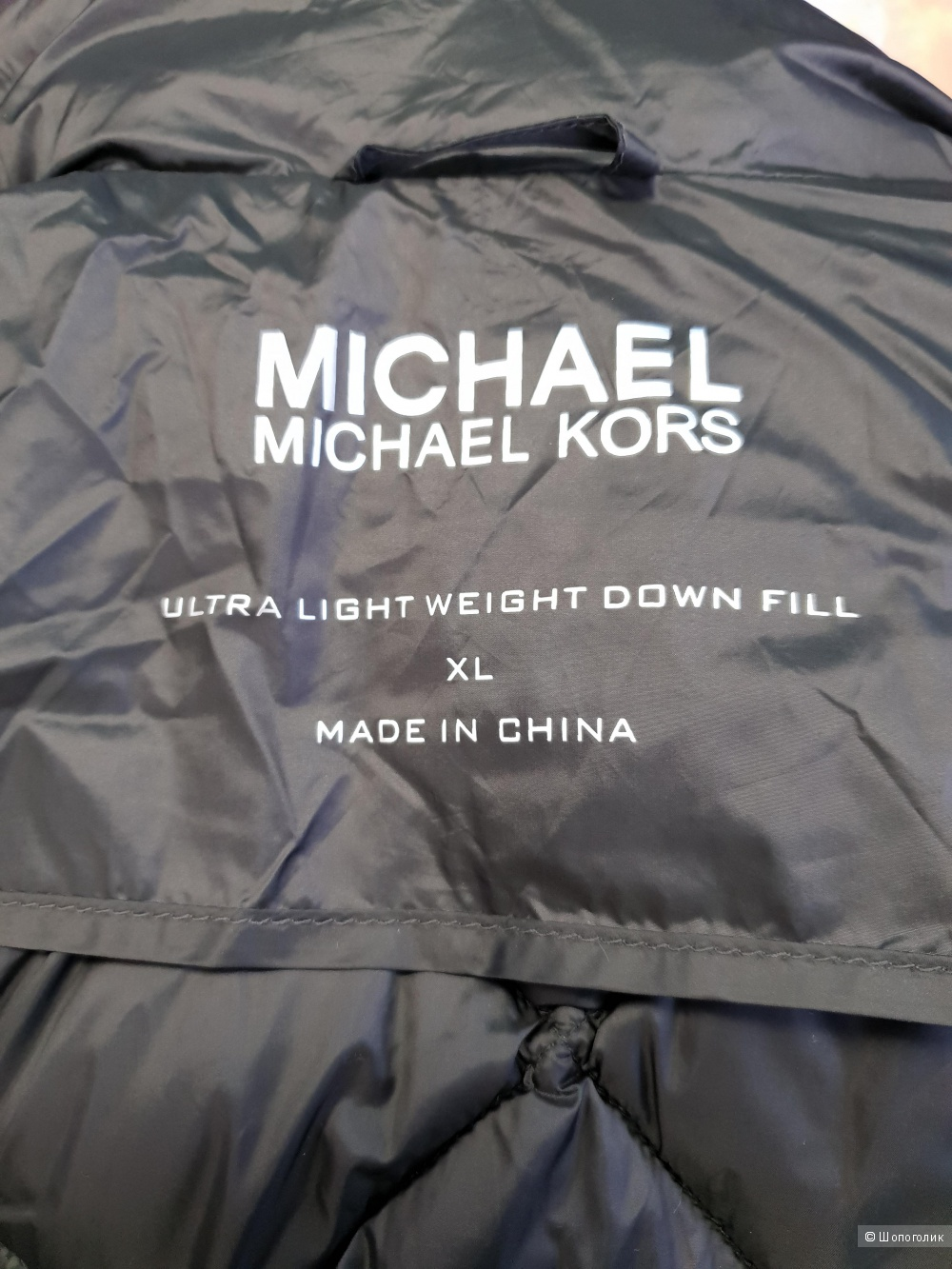 Пуховик Michael Kors XL