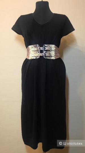 Платье из 100% кашемира, р. 44-46 (М)