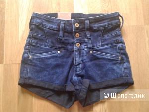 Джинсовые шорты H&M, eur 34