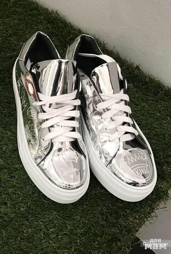 Simonn Scott ботинки размер 40