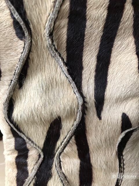 Сапоги SOON Zebra,38