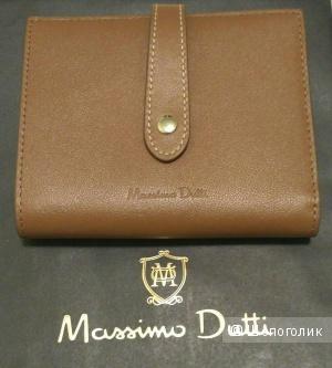 Мужское портмоне от Massimo Dutti