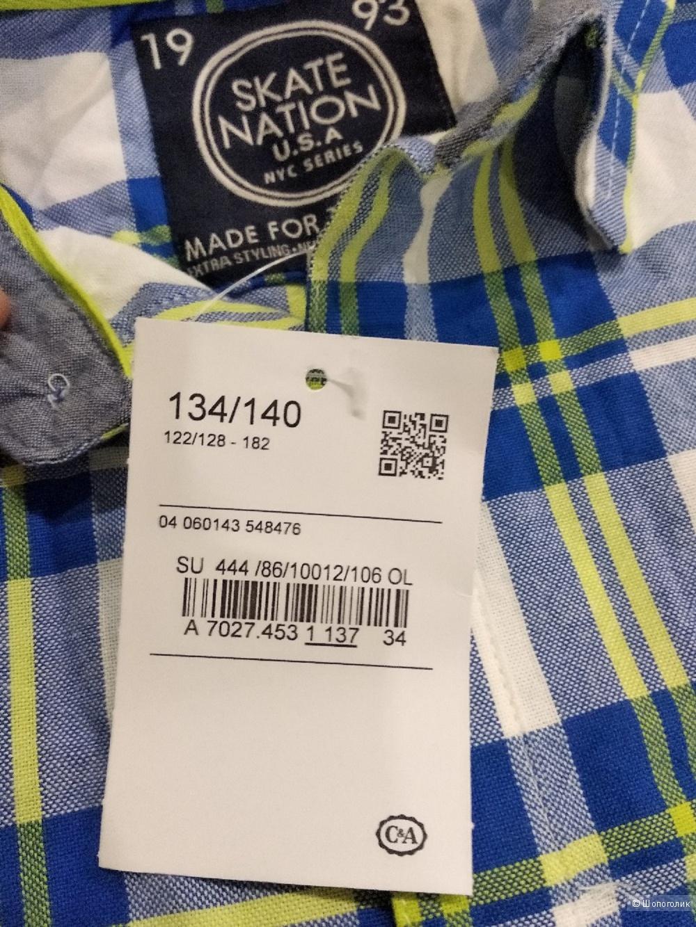 Рубашка СА 134/140