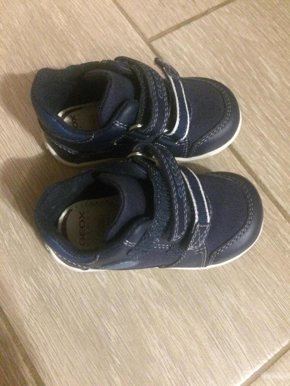 Ботинки Geox 21 размер