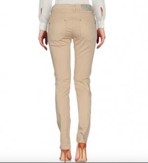 Зауженные брюки SCERVINO STREET р. 30 (джинсовый)