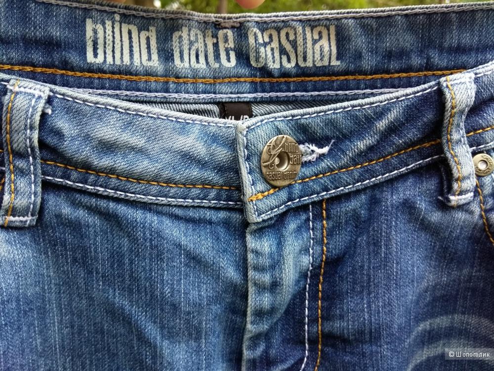 Джинсы blind date casual 48-50 размер
