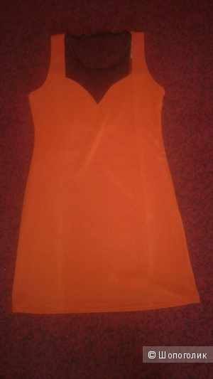 Платье-туника фирмы ethina. Размер  L