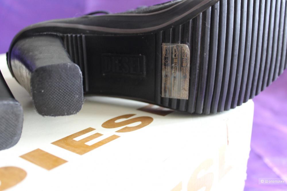 Кроссовки/ботинки Diesel на 39-40 размер