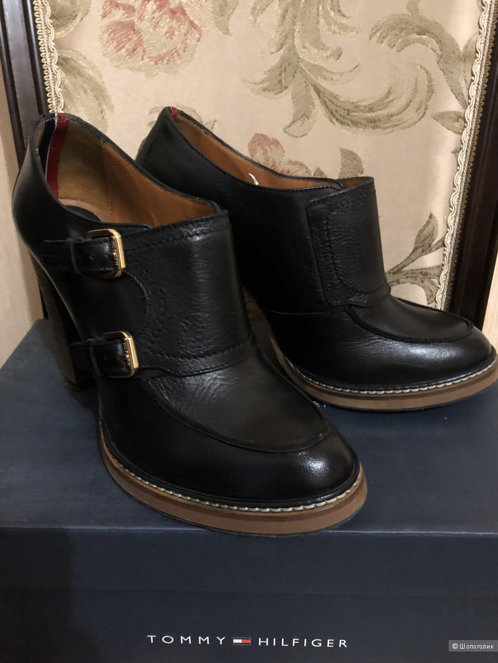 Туфли Tommy Hilfiger, 39 размер