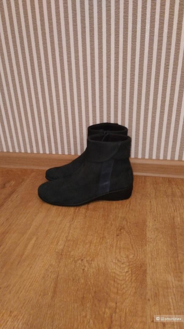 Ботинки Leather Shoes р.39